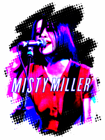 Misty Miller T Shirt Design